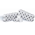 Rotoli calcolatrici - 60mm x 28mt - diametro esterno 58mm - anima 12mm - 55gr - cellulosa - Rotomar - blister 10 rotoli