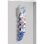 Vaschette portariviste da parete - Tecnostyl - set 6 tasche A4