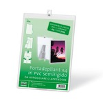 Portadepliant A4 - PVC semirigido - Lebez