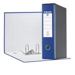Registratore Eurofile G55  - dorso 8 cm - protocollo 23x33 cm - blu - Esselte