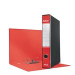Registratore Oxford G84 - dorso 5 cm - protocollo 23x33 cm - rosso - Esselte