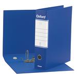Registratore Oxford G83 - dorso 8 cm - commerciale 23x30 cm - blu - Esselte