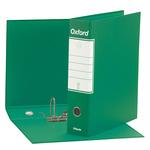 Registratore Oxford G83 - dorso 8 cm - commerciale - verde - Esselte