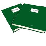 Registro corrispondenza arrivo/partenza - 31 x 24,5cm - 200 fogli - Edipro
