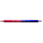 Matita bicolore grossa - rosso/blu - Koh I Noor - conf. 12 pezzi