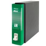 Registratore Dox 2 - dorso 8 cm - protocollo 23x34 cm - verde - Esselte