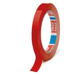 Nastro adesivo per sigillatore - PVC - 9 mm x 66 mt - rosso - Tesa