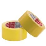 Nastro adesivo - PVC - 50 mm x 66 mt - giallo - Tesa