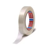 Nastro adesivo - trasparente - rinforzato - 12 mm x 50 m - Tesa