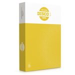 Carta fotocopie Disco 1 - A4 - 80 gr - bianco - Burgo - conf. 500 fogli