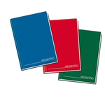Registro cartonato - 5mm - 210 x 297mm - 72 fogli - Blasetti