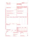 C.M.R. lettera vettura internazionale - 5 copie snap - 29,7 x 21cm - 50 fogli - Edipro