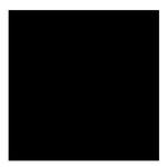 Plastica adesiva Deco d-c-fix - 45 cm x 15 m - nero lucido -Dc-Fix