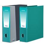 Registratore Unico - dorso 8 cm - protocollo 23x33 cm - verde acqua - Favorit