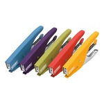 Cucitrice a pinza Rapid Supreme S51 Soft Grip - azzurro - Rapid