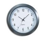 Orologio da parete Classic - diametro 30,5 cm - grigio - Methodo