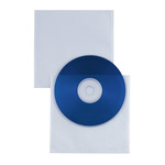 Buste a sacco autoadesive Selfti CD - PPL - 12,5x120 mm - Sei Rota - conf. 25 pezzi