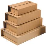 Scatola postale CP 020 - fustellata - formato A3 (455x320x70 mm) - ColomPac®