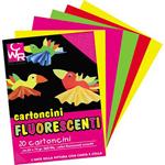 Cartoncino fluorescente