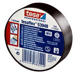 Nastro adesivo isolante - professionale - 10 m x 15 mm - nero - Tesa®