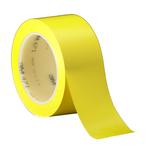 Nastro segnalatore adesivo Scotch® - 50 mm x 33 mt - giallo