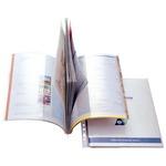 Cartelline con tasche Ercole Cat - foratura universale - PVC - 21x29,7 cm - trasparente - Sei Rota - conf. 10 pezzi
