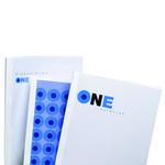Cartelline termiche Standard - A4 - 150 micron - 30 mm - bianco - GBC - scatola 50 pezzi