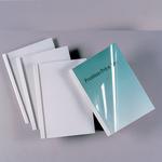 Scatola 50 cartelline termiche Standard - A4 - 150micron - 35mm - bianco - GBC