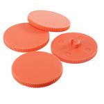 Dischetti per Perforatore HDC150 - Rapid - scatola 10 pezzi