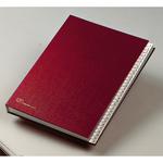 Classificatore numerico 1/31 - 643E - 24x34 cm - rosso - Fraschini