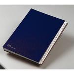 Monitore a/z fraschini formato 24x34cm blu art. 640-e