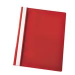 Cartellina ad aghi Report File - con fermafogli - PPL - 21x29,7 cm - rosso - Esselte