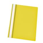 Cartellina ad aghi Report File - con fermafogli - PPL - 21x29,7 cm - giallo - Esselte