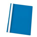 Cartellina ad aghi Report File - con fermafogli - PP - 21x29.7 cm - azzurro - Esselte