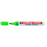 Marcatore Edding 4095 - punta tonda da 2,00-3,00mm  - verde - Edding