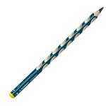 Matita in grafite Easygraph - gradazione HB - per mancini - astuccio 6 matite - Stabilo
