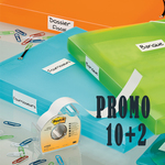 Nastro di carta adesiva Post it® Cover up - rimuovibile - 25mm x 17,7mt - Post it®