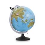 Globo geografico a rilievo illuminato Uranio - diametro 30 cm - Nova Rico