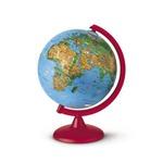 Globo geografico illuminato Zoo Globe - diametro 26 cm - Nova Rico