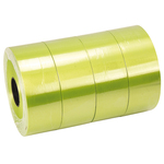 Nastro Splendene - verde mela 34 - 48mm x 100mt - Bolis - conf. 4 nastri