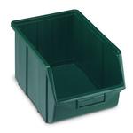 Vaschetta EcoBox 114 - 22x35,5x16,7 cm - verde - Terry