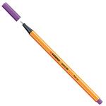 Fineliner Point 88 - tratto 0,4mm - lilla chiaro - Stabilo