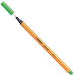 Fineliner Point 88 - tratto 0,4mm - verde chiaro - Stabilo
