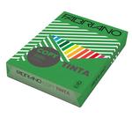 Carta Copy Tinta - A4 - 80 gr - colori forti verde - Fabriano - conf. 500 fogli