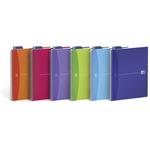 Quaderno spiralato My Colors - 1 rigo con margine - 150 x 210mm - 90gr - 90 fogli - Oxford