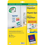 Cartelli magnetici per stampanti Inkjet