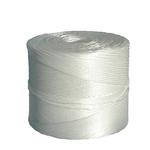 Rotolo di spago - fibra sintetica (PPL) titolo 1/500 - colore bianco - 2 kg - diametro 2 mm - lunghezza 1000 m - Viva