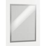 Cornice magnetica Duraframe® - A3 - 29.7x42 cm - silver - Durable