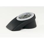 Portafermagli magnetico Vegas - 14,4x9,2x6,3 cm - nero - 100 fermagli inclusi - Durable
