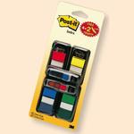Segnapagina Post it® Index + 48 Mini Freccia - 4 colori classici - conf. 200 pezzi
